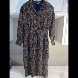 Talbots dress size 14
